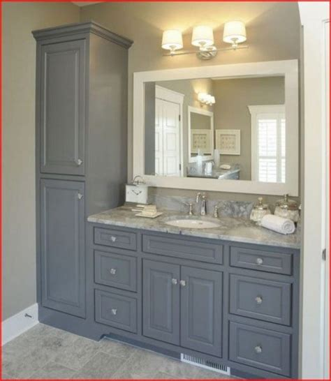 Bathroom Cabinetry Ideas by Ideas For New Vanity And Linen Cabinet Bathrooms Forum