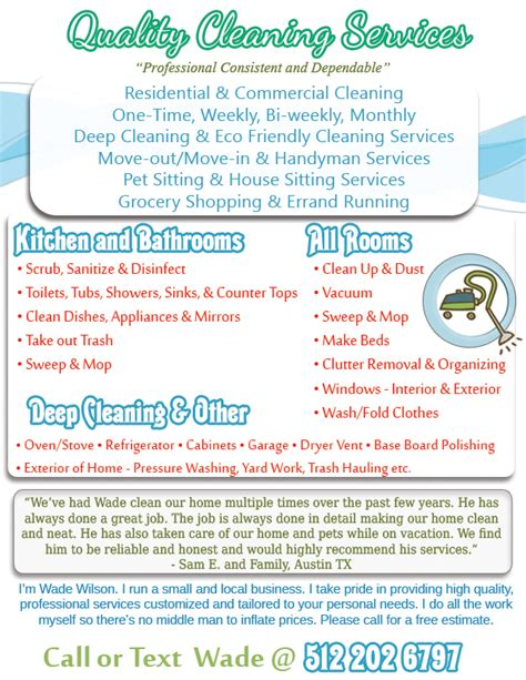 residential cleaning flyers free house cleaning free house cleaning pictures for flyers