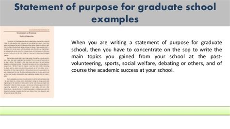 Poli Sci To Mba by Sle Statement Of Purpose Of Any For You Sle