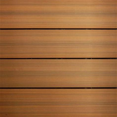 backyard tiles home depot newtechwood ultrashield 12 in x 12 in peruvian teak