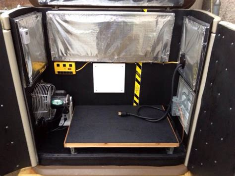 Portable Generator Cover Shed Storage Enclosure by Running A Generator In A Shed Doityourself
