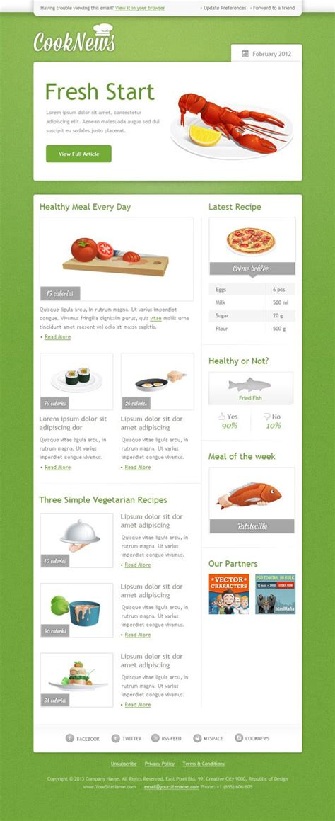 templates for email newsletters green email template email newsletter email newsletter