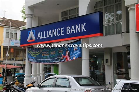 alliance bank alliance bank branches in penang