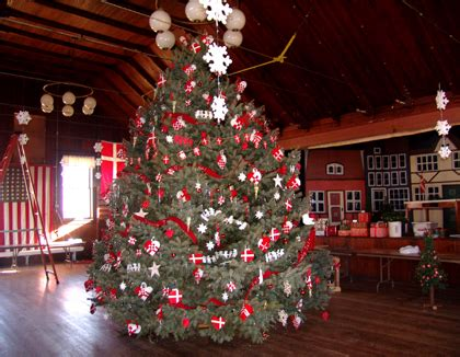 old fashioned danish christmas at danebod dec 1 at tyler