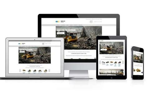 volvo global site volvo ce launch new global website agg net
