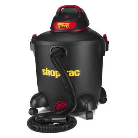 Vacuum Shop Shop Vac 12 Gallon 4 5 Hp Peak Vacuum 74 22