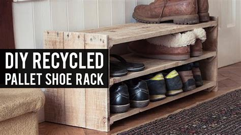 How To Cook Small Rack Of by Diy Pallet Shoe Rack