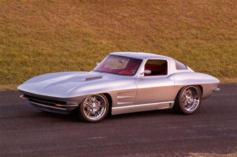 custom chevy corvette 1964 chevy corvette coupe classic magazine