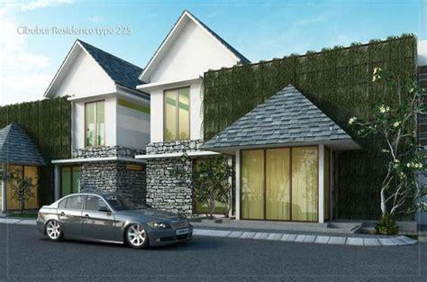 design minimalis hook desain rumah sudut hook 2 lantai desain rumah type 225