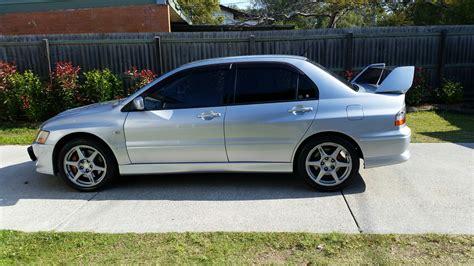 mitsubishi cars 2003 used mitsubishi lancer evolution ralliart for sale html