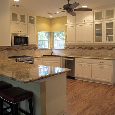 kitchen remodel in the woodlands marks the beginning of a
