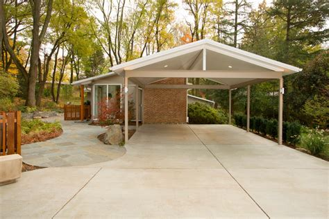 attached carport ideas attached carport plans exterior traditional with car port