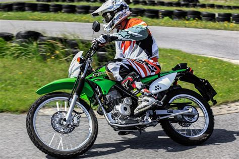 Wunderlich Motorrad Malaysia by Kawasaki Klx 150 Actionfotos