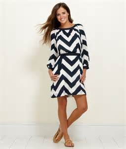 women s dresses chevron 3 4 sleeve dress