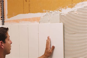what type of wallboard to use in bathroom schluter 174 kerdi board kerdi board panels building