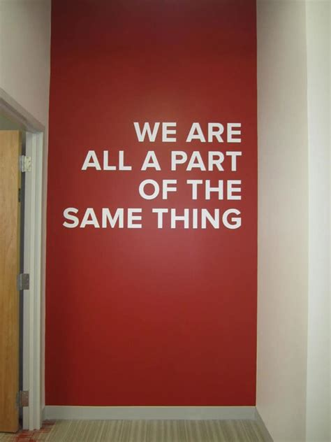 office wall quotes    enjoy work