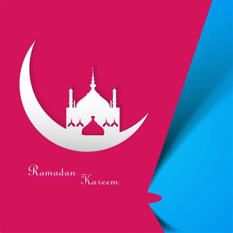islamic pattern vector cdr pink ramadan background with mosque vector free download