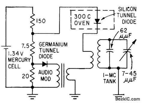 how does a tunnel diode work how does the tunnel diode oscillator work 28 images tunnel diode and its applications
