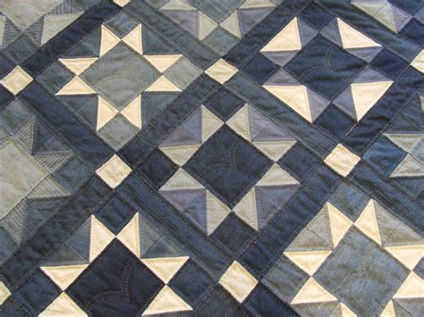 Denim Quilting by 1000 Images About Denim Quilts Crafts On