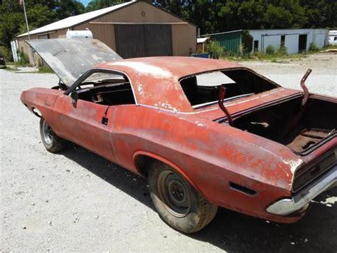 dodge challenger parts project car  sale