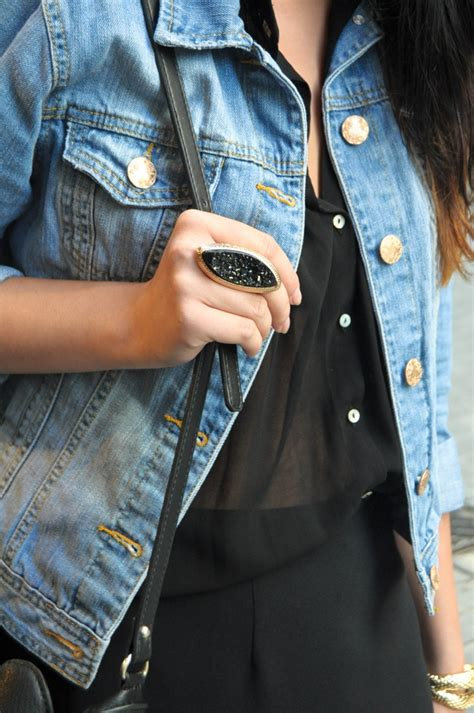 Jaket Denim Thanksinsomnia 22 Best Images About Jean Jacket On