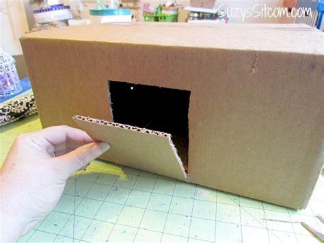 how to make a card box for wedding reception wedding decor on a budget diy card box