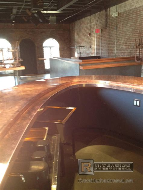 copper bar tops for sale brick and mortar s copper counter top cambridge ma