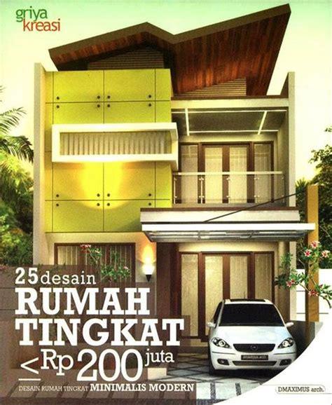 desain rumah minimalis budget  juta kumpulan desain rumah