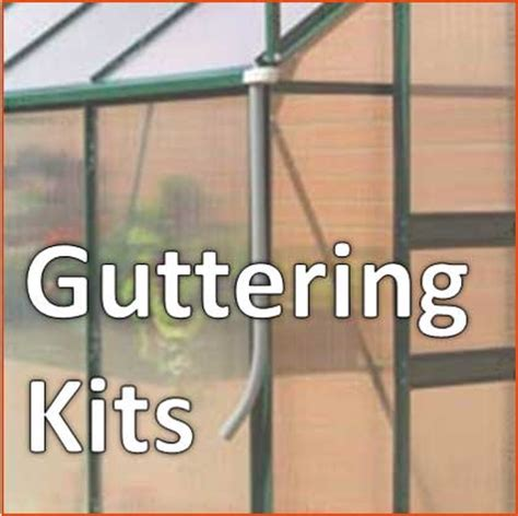 Shed Guttering Kit by Great Value Sheds Summerhouses Log Cabins Playhouses