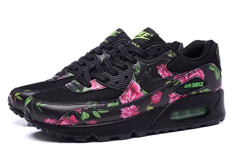 Nike Airmax Flower Pink sale nike air max 90 floral print womens trainers