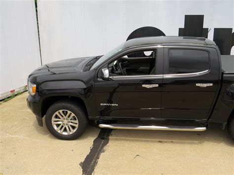 2016 Chevrolet Colorado Side Steps by Chevrolet Truck Steps Nerf Bars Running Boards At Html