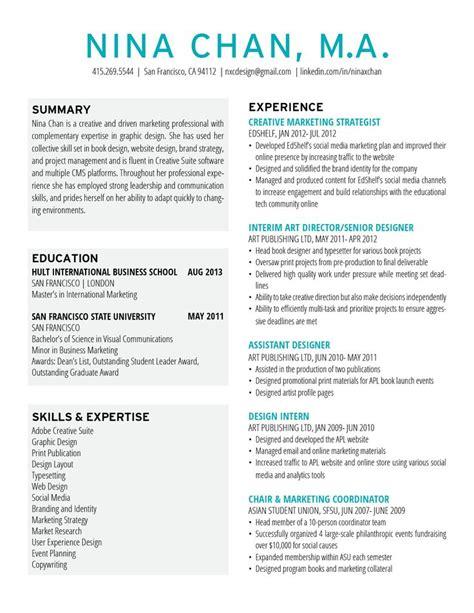 design cv marketing 11 best images about hireme land a job with pinterest