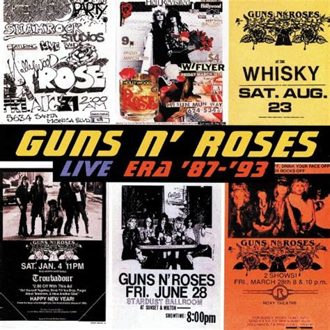 guns n roses mp3 free search results for guns n roses guns n roses live era cd covers