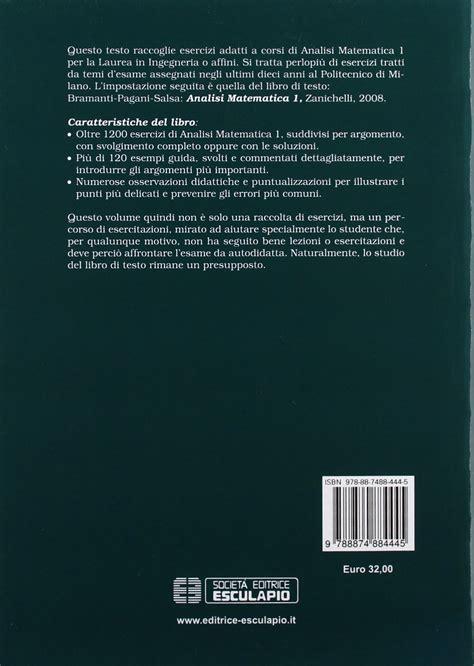 dispense di analisi matematica 1 esercitazioni di analisi matematica 1 bramanti pdf