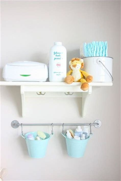 Changing Table Organizer Ideas Changing Table Organization Babies Things Juxtapost