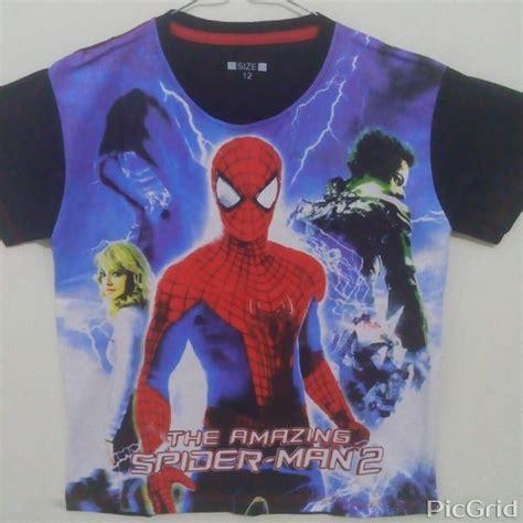 Terlaris Jual Murah Spinner Batman 2 Lengan Bahan Plastik baju anak amazing 2 2 12 grosir eceran baju anak murah berkualitas