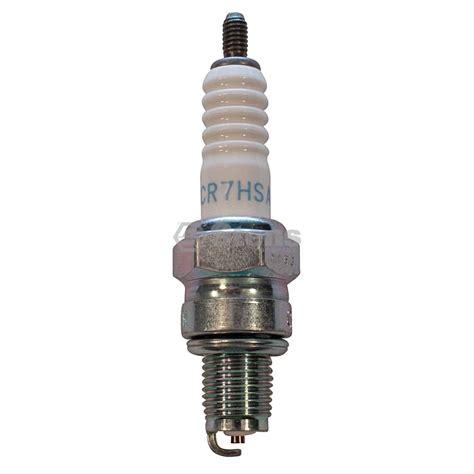 resistor spark rn4c spark ngk cr7hsa