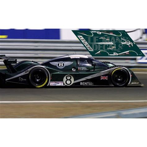 bentley exp speed 8 bentley exp speed 8 le mans 2002 n 186 8 lemansdecals
