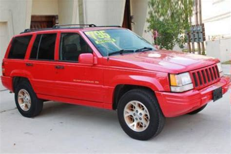 cheap jeep for sale cheap jeep grand limited 96 for sale in