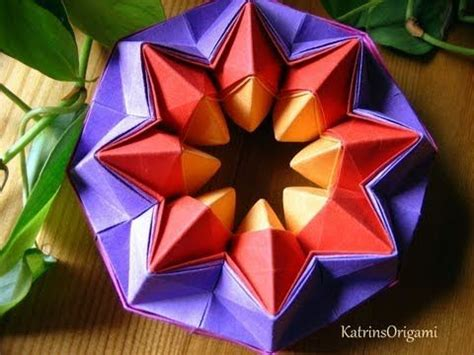 Magic Circle Origami - 90 best images about kaleidocycle flexagon on