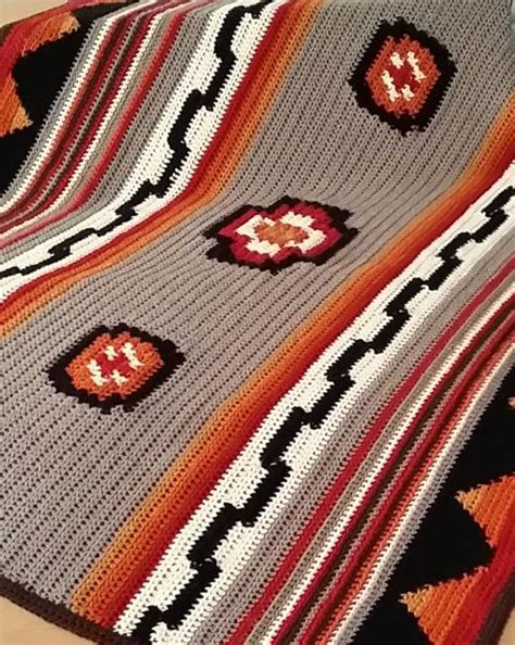 American Blanket Designs by 17 Best Images About Crocheted Afghans On