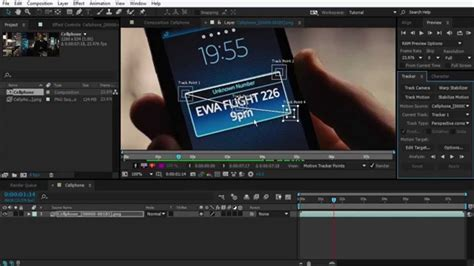 tutorial after effects tracking after effects motion tracking basics tutorial youtube