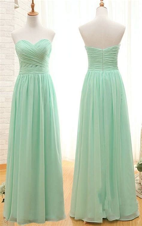 Mint Green Bridesmaid Dress by 163 Best Images About S Wedding On