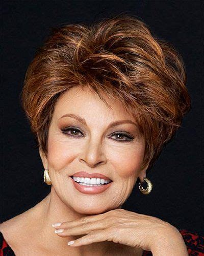 wigs for women over 50 by raquel welch human hair wigs for older women by rachel welch short