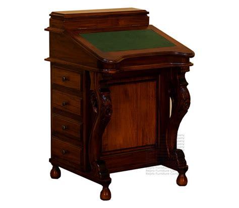 davenport mahogany office furniture 163 255 00