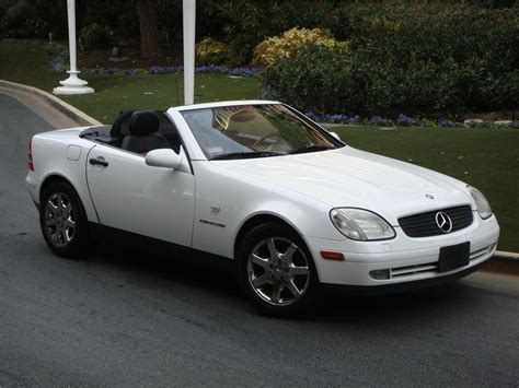 how to learn about cars 1999 mercedes benz m class parental controls 1999 mercedes benz slk230 convertible 139033