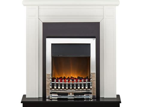 White Fireplace Suites by Adam Georgian Fireplace Suite In White With Blenheim