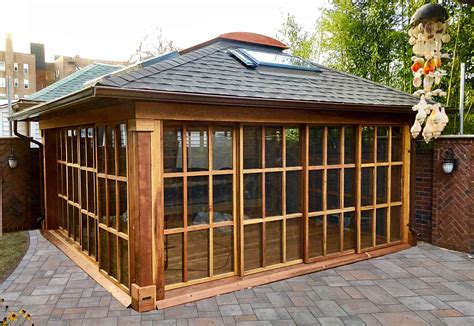 sun gazebo gazebo with sliding doors diy redwood gazebo kit for sale