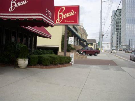 Steak House Atlanta by Bone S Restaurant Atlanta Buckhead Menu Prices