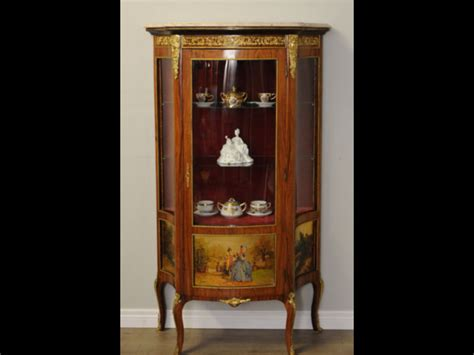 french armoire display cabinet antique french curio cabinet imanisr com